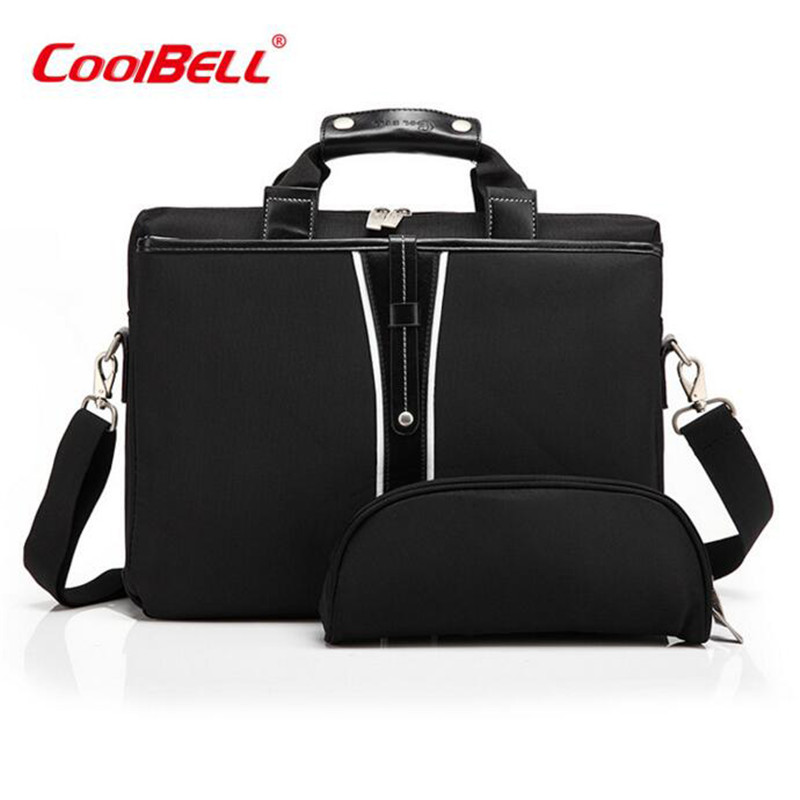 Cool Bell Business Mens Handbags Brand Shockproof  15.6 inch Notebook Computer Bag Casual Travel Handbag New Shoulder Bag M390<br>