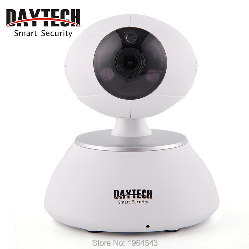 Daytech IP Wifi Camera 720P Night Vision Audio Recording Security Camera Wireless P2P Wi-fi Camera H.264 Wifi Monitor DT-C8818<br><br>Aliexpress