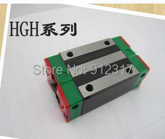 1PCS HGH20CA HIWIN linear guide slider block for linear rails HGH20<br>