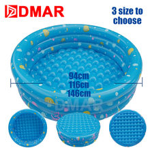 DMAR Inflatable Pool for Kids Infants Swimming Pool Children Water Toys Baby Bathing Pool Durable High Quality 2017 NEW