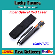 Buy 3pcs/lot VFL Fiber Optic Cable Red Laser Tester Pen Visual Fault Locator Fiber Optical 10mw Finder 12Km Range Checker CATV for $39.00 in AliExpress store