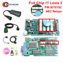 High Quality Original Full Chip Lexia3 V48  Diagbox V7.83 with 921815C Firmware Lexia 3 PP2000 Lexia-3 V25 Diagnostic Tool