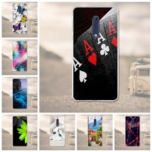 3D Relief Drawing For Nokia 5 Case Cover For Nokia Silicone Cover Soft TPU Coque For Nokia 5 Cover 5.2 Inches Mobile Phone Bag(China)