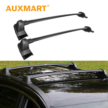 Auxmart Car Roof Rack for Honda CRV 2007~2011 Auto Top Roof Boxes Racks Cross Bar Load Cargo Luggage Carrier Bike 132LBS/60kg(China)