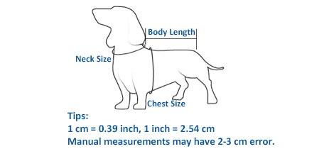 pet size