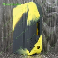 2 Pieces Wholesale Hcigar VT133 Silicone Case Factory Good price for Fashion Protective Cover Hcigar vt133 Box Mod With 19 Color