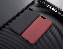Upgrade float sand matte slim TPU soft modern Case cover skin for Xiaomi 6 Mi 6 for Xiaomi Max 2 for Redmi 4X Senior Shell(China)