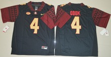 2016 NIKE Florida State Seminoles Dalvin Cook 4 College Ice Hockey Jerseys Limited Jersey - Size S,M,L,XL,2XL,3XL