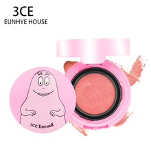 3CE Eunhye House Face Makeup Air Cushion Blush High Quality Face Blusher Bronzer Makeup Mineralizes Cheek Smooth Blush Cosmetics(China)