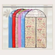 Dress Suit Dustproof Storage Cover Protector Bags New Home Organizer Clothes Coat Dress Garment