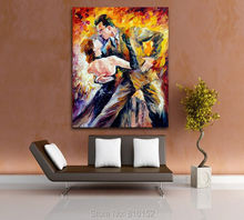 Music Flight Decoration Oil Painting On Canvas Print Home Office Cafe Hotel Wall Decor