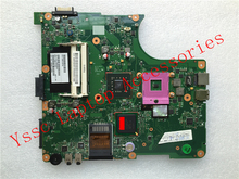 Free shipping for toshiba L300 L305 L350 L355 motherboard V000148230 GM45 DDR2 Mainboard 6050A2170401-MB-A03 100% tested