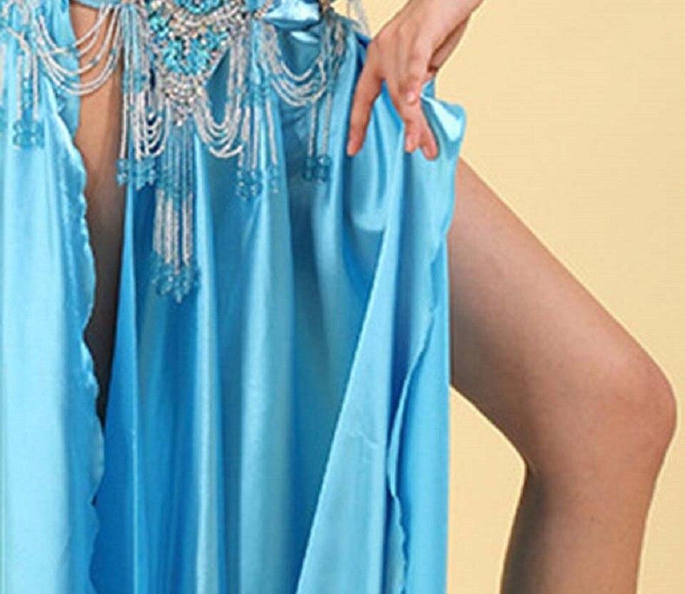 belly dance skirt long