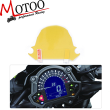 Motoo - Motorcycle Accessories Dashboard Instrument Speedometer Film Screen Protector Stickers for Kawasaki Z900 Z650 Z 900 2017