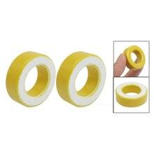 Ферритовое кольцо жёлтого цвета