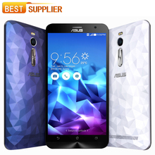 "Original Asus ZenFone 2 Deluxe ZE551ML FDD LTE Smartphone 5.5"" Intel Atom Z3580 Android 5.0 4GB RAM 32G ROM 2.3Ghz Quad Core nfc"