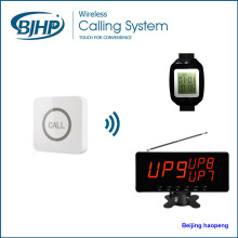 Hospital nurse calling system touching type call button C520*10+Dispaly S101*1+watch S800*2