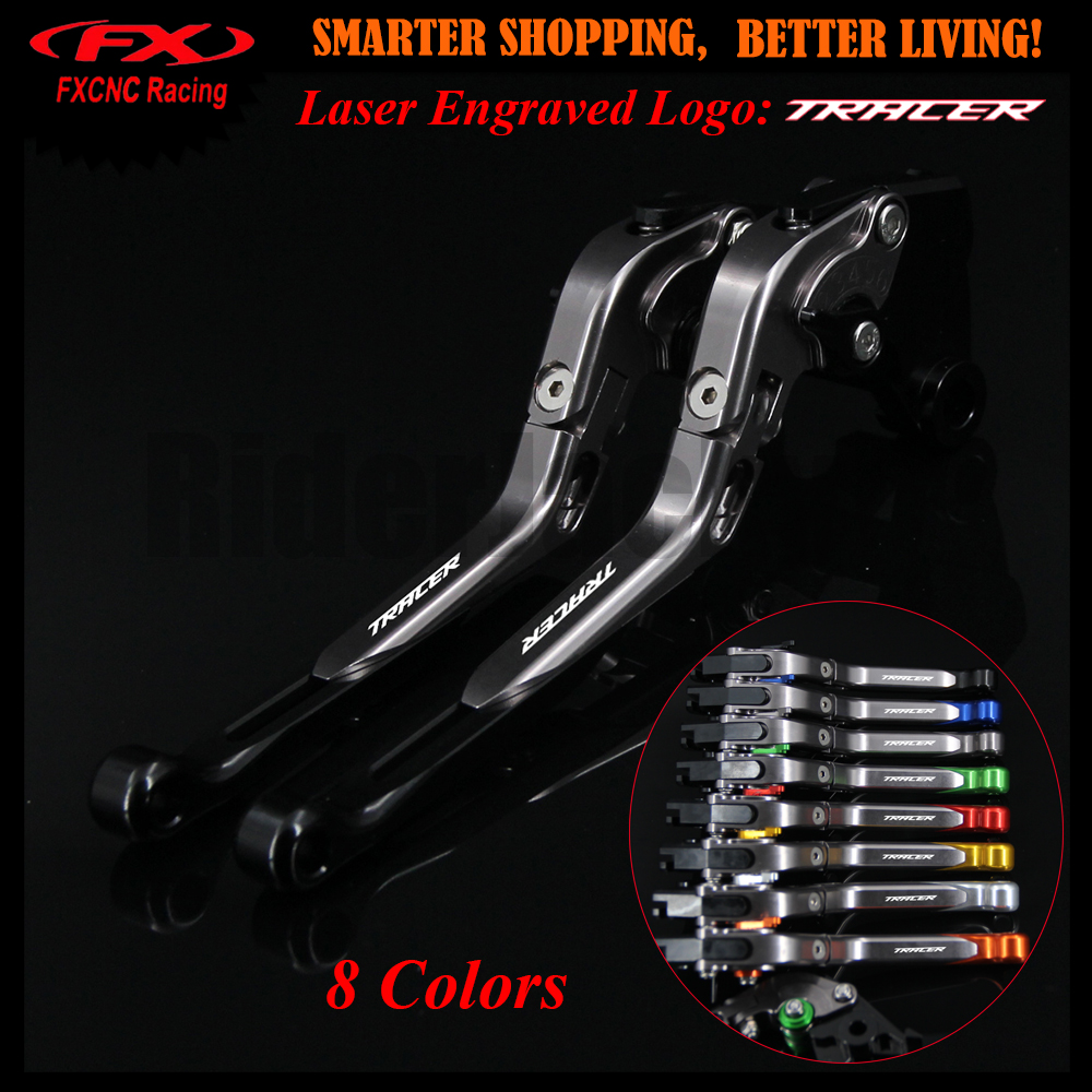 Motorcycle Brake Clutch Levers For Yamaha MT-09 MT 09 MT09 MT-07 MT 07 MT07 MT-10 MT10 MT 10 TRACER 2014 2015 2016 2017<br>
