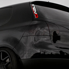 REVO Tuning Effects Car Race Styling Trim PVC Sticker For  Volkswagen Golf Polo Audi Windshield Glass / Rear Window / Car Body