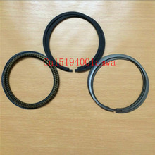 Auto spare parts Engine Piston ring assembly For Chevrolet sonic 1.6L cruze 1.6L Hideo 1.6L Power piston ring kit OEM# 9319036(China)