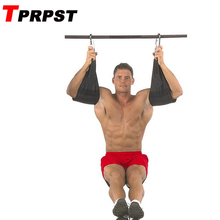 TPRPST 2Pcs=1Pair Ab Abdominal Straps for Hanging Sling Chin Up Sit Up Bar Pullup Fitness With Metal Hook B33207229