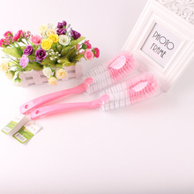 1pcs Bottle Teapot Cleaning Brush Long Handle Soft Brushes Cleaner Pan Dishwashing Kitchen Tools Cheap plastic Cleaning Brush