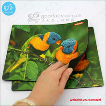 China manufacturer promotion high quality cheap  Gift EVA pet mat/ custom mouse pad free shipping