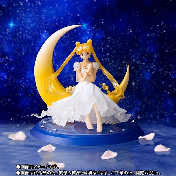 Sailor Moon Tsukino Usagi Princess Serenity PVC Figure Collectible Model Toy<br>