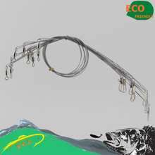 Fishing lure front leader-wire line at 25 cm fishing line(China)