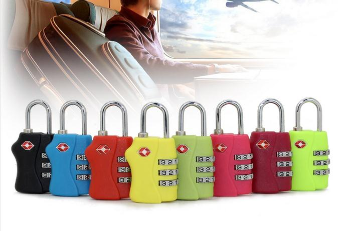New Arrival 2016 HOT 5 Digit Dial Combination Suitcase Luggage Metal Code Password Lock Padlock English Letter Combination Lock<br><br>Aliexpress