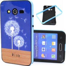 PC TPU Retro Fashion Trend Pattern 2 in 1 Style Phone font b Cases b font