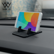 XMXCZKJ Sticky Silicone Car Dash Pad Mat Desk Phone Holder Stable Mount for Mobile Phone ND-UCH020-F(China)