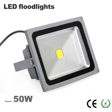 Free ship China factory Wholesale outdoor led flood light 50W IP65 waterproof 3 years warranty CE Rohs 100LM/W Epistar chip