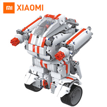 Buy  (In Stock) Xiaomi Robot Building Block Robot Bluetooth Mobile Remote Control 978 Spare Parts Self-balance System Module Program for $114.88 in AliExpress store