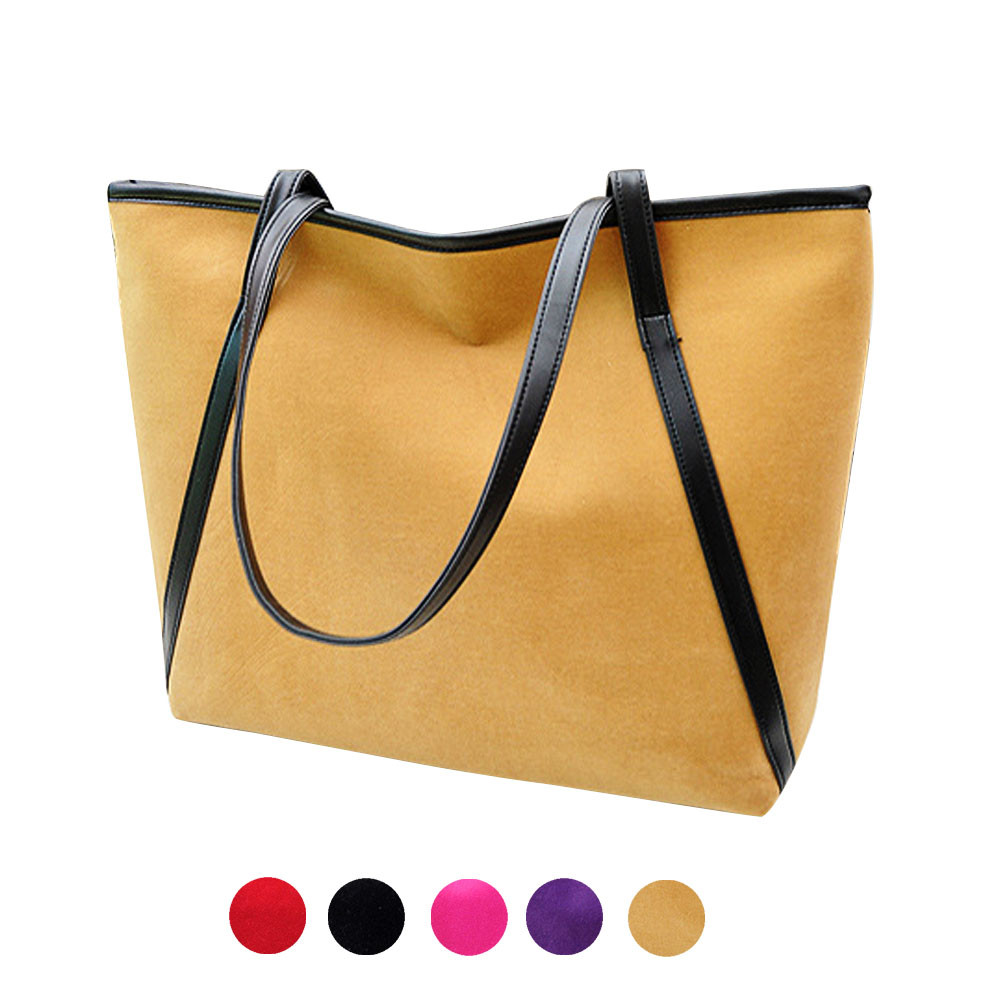 Xiniu Women tote 2017 New Simple Winter Larger Capacity Leather Suede Women  Messenger Bag #XTJ<br><br>Aliexpress