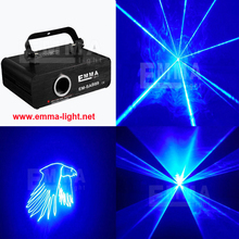 New Creative products Mutil-Functional 2W blue laser show system light