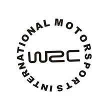 MOTORSPORTS INTERNATIONAL Car Sticker WRC World Rally Stickers Affixed Fuel Tank Cap CT-382(China)