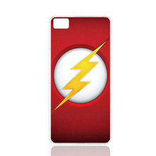 14643 Flash Superheroes Comics Flash Anime cell phone Cover Case for BQ Aquaris M5 for ZUK Z1 FOR GOOGLE nexus 6