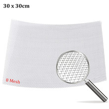 Newest 304 Stainless Steel 8 Mesh Filter Water Oil Industrial Filtration Woven Wire
