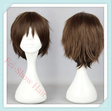Short Wig Korean Style Synthetic Short Afro Kinky Wavy Hair Lolita Wigs Heat Resistant Pelucas Cosplay Harajuku Anime Short Wig