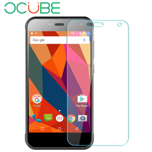 "Ocube film for nomu S20 glass tempered Film Screen Protector 9H Explosion Proof Scren For nomu S20 5.0"" Mobile Phone"