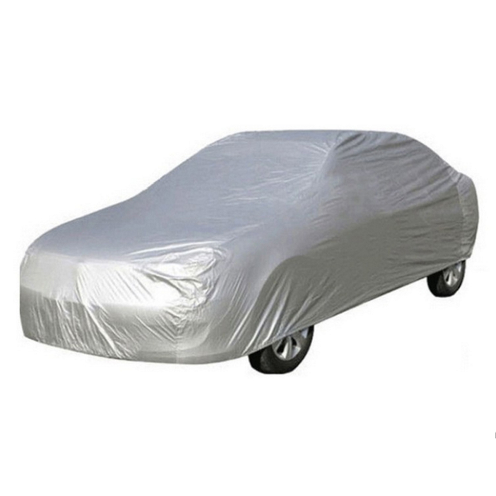 Car-Awning Full-Car-Covers Outdoor Waterproof Snow-Protection Winter Summer Rain  title=