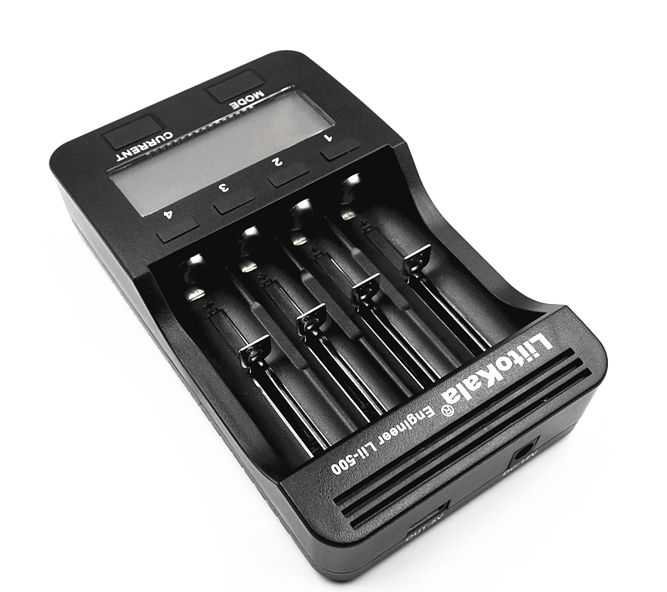 LiitoKala Lii500 18650 Battery Charger  (7)