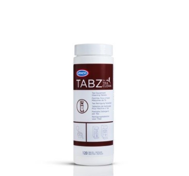 URNEX Tabz Tea Cleaning Tablets (120 ct)<br>