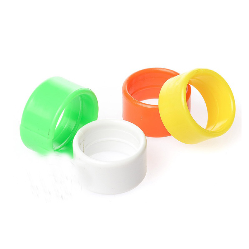 Iot Devices Ic/id Card Devoted 100pcs Personal Customization Pigeon Rings Bird Ring Leg Rings Identify Dove Bands 8mm Plastic Aluminium Rings
