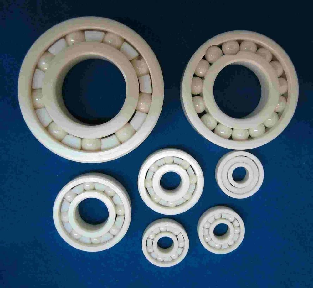 61905 6905 zro2 full ceramic bearing 25x42x9mm thin section<br>