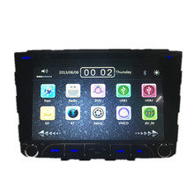 Car radio DVD 2din Player for Hyundaii ix25 car radio with gps navigation player usb mp3+free MAP 2014-2016