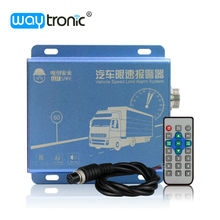 Diesel Electric Vehicle Truck Speed Limiter Speed Governor Warning Alarm System For Bus Or Special Vehicles