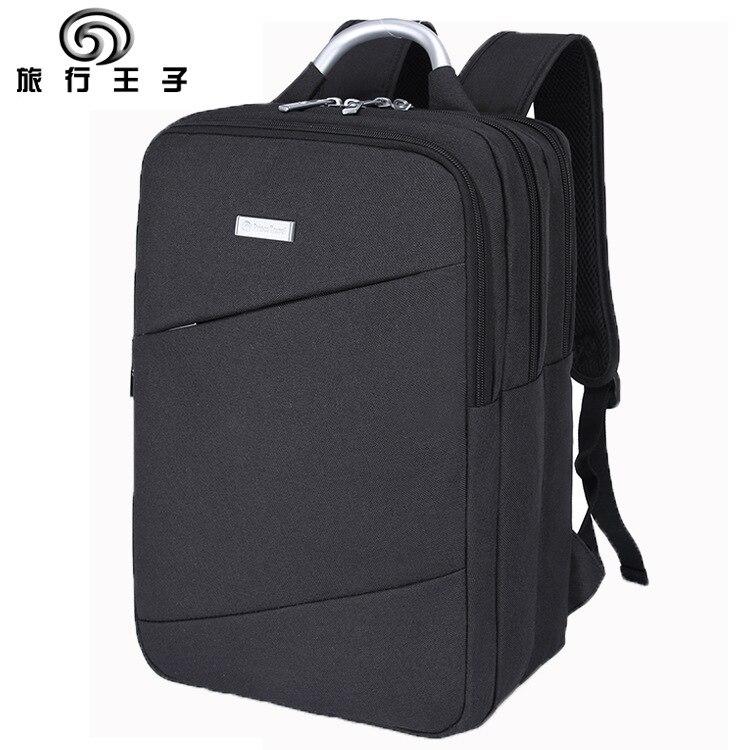 New arrival prince travel Fashion Laptop Backpack 15 femenina School Bags Backpack Travel mochila bolsa masculina free shipping<br><br>Aliexpress