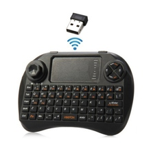 X3 Wireless 2.4G Keyboard with Touchpad Remote Controller Raspberry Pi 3 Air Mouse for Android TV Box/PC